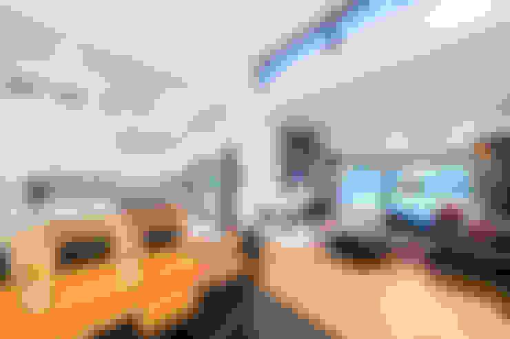 Helwig Haus und Raum Planungs GmbH:  tarz Oturma Odası
