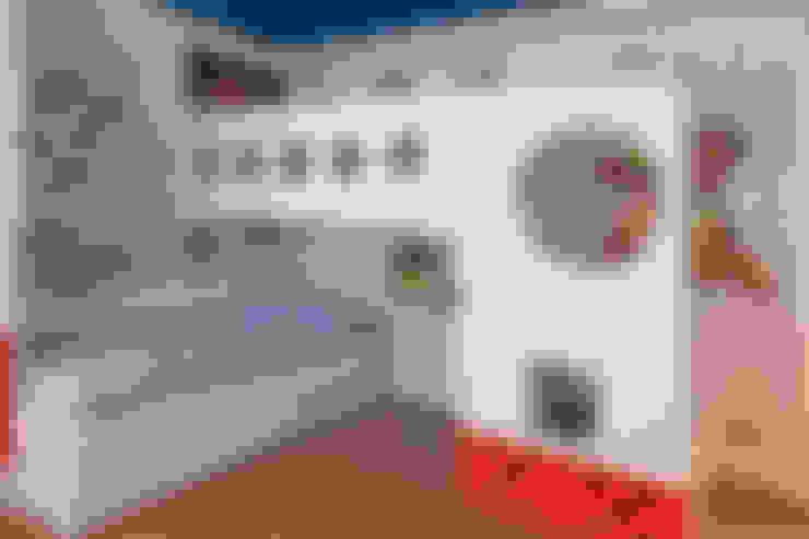 Детские комнаты в . Автор – Link Interiores