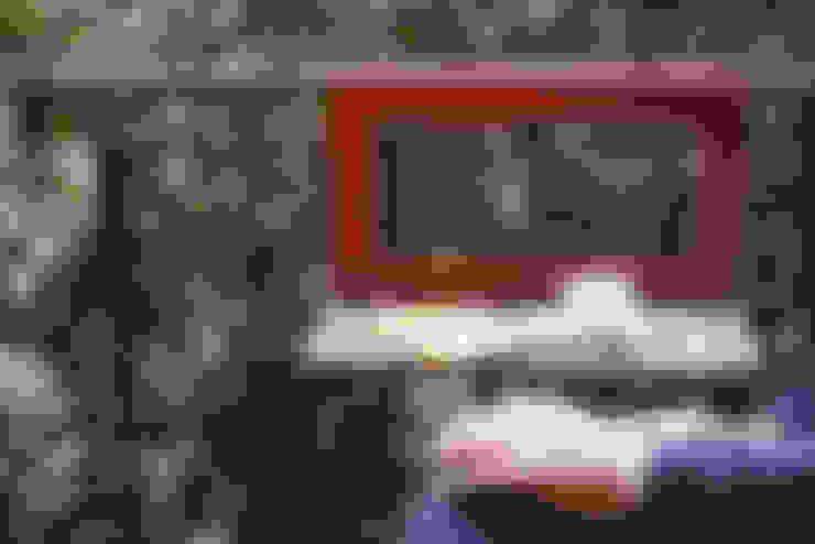 陽台、門廊與露臺 by NIMIO · muebles que buscan personas