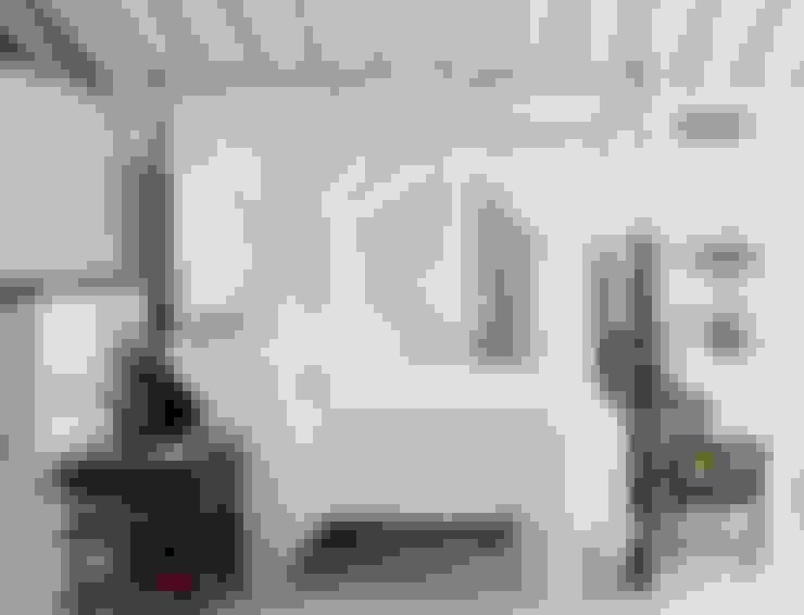 Dormitorios de estilo  por King of Cotton