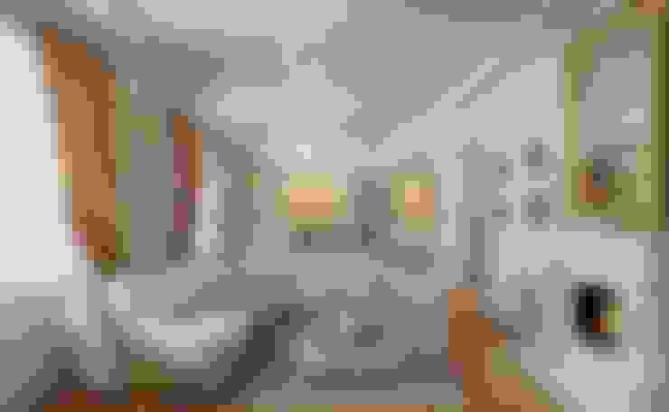Living room by Студия дизайна 'New Art'