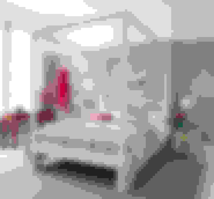 غرفة نوم تنفيذ Orchid