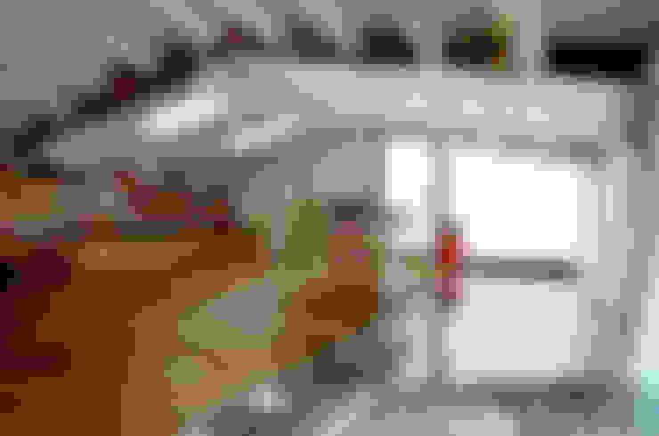 Chambre d'enfant de style  par Massimo Adiansi Architetto