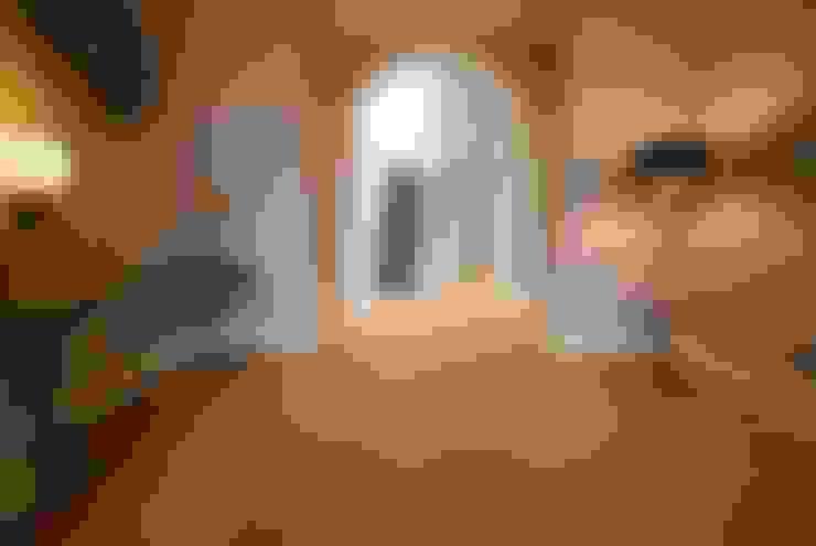 Стены и пол в . Автор – Holz + Floor GmbH | Thomas Maile