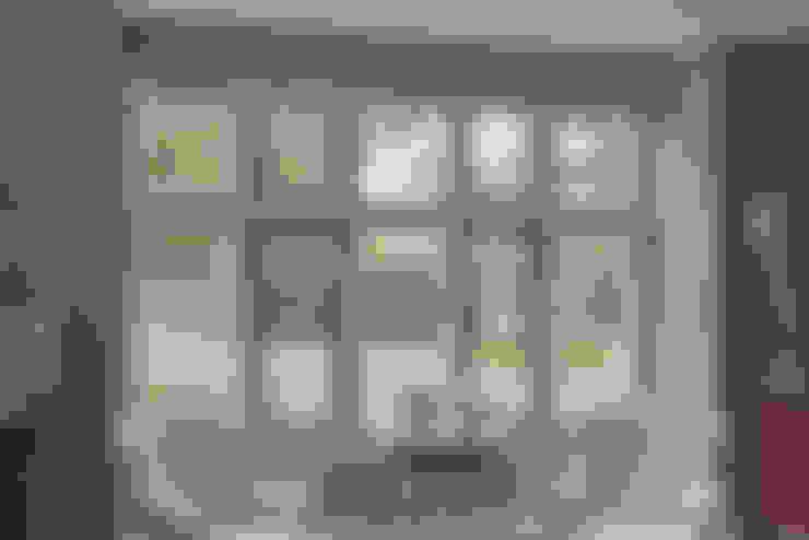 Puertas y ventanas de estilo  por Architectural Bronze Ltd
