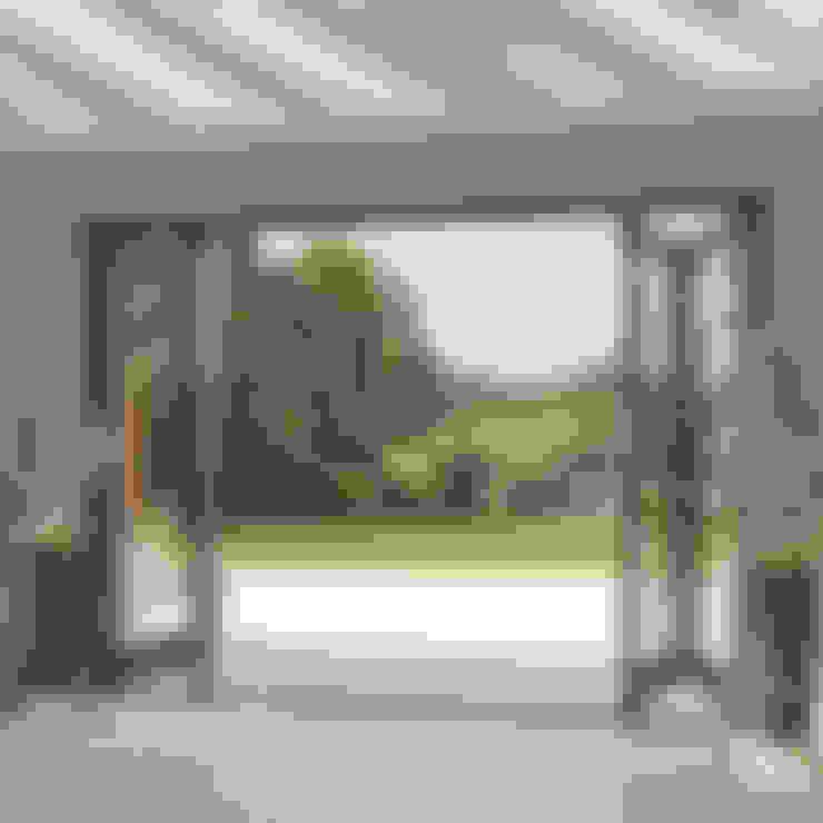 Finestre & Porte in stile  di Architectural Bronze Ltd