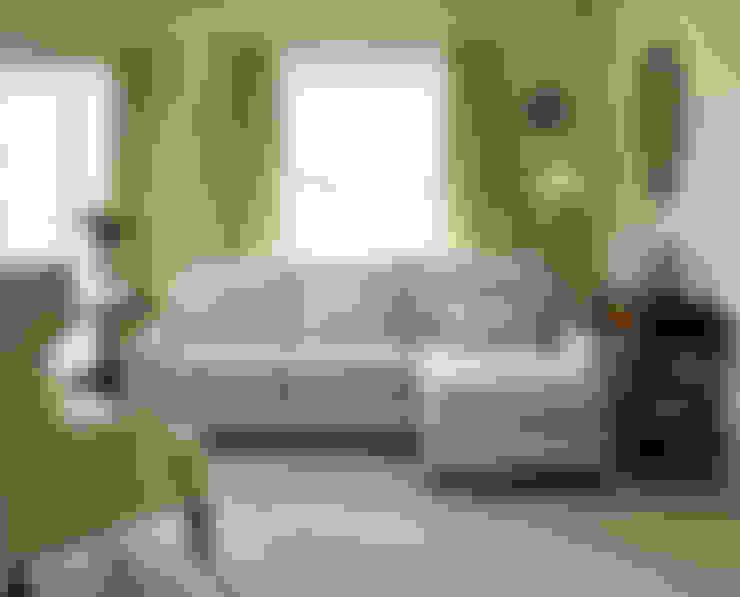 غرفة المعيشة تنفيذ Wesley-Barrell