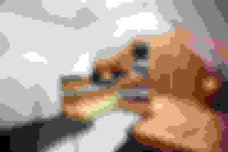 Baños de estilo  de schulz.rooms