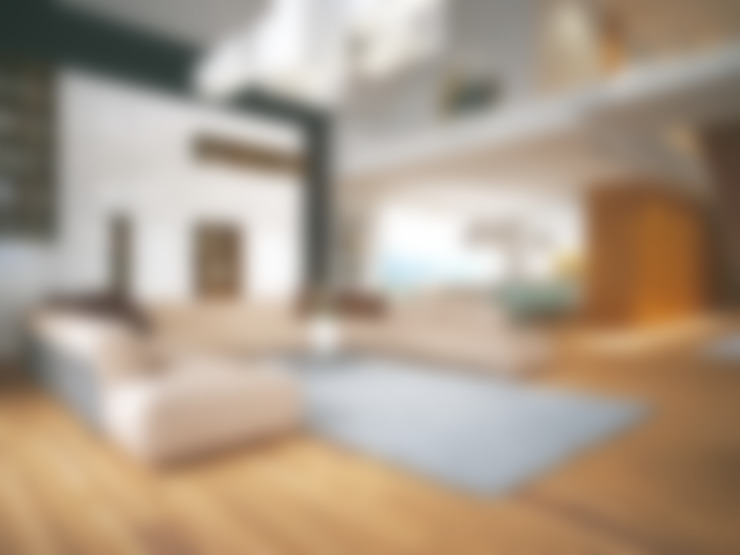 Living room by LK & Projekt Sp. z o.o.