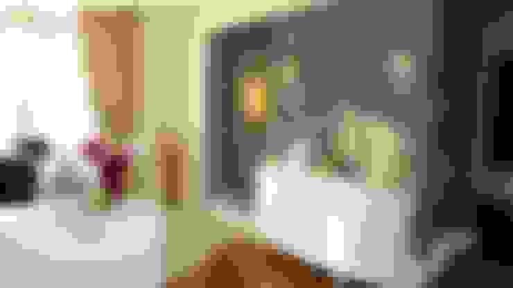 EDMİMARLIK INTERIOR STUDIO – GÖKTÜRK KEMERPARK EVLERİ:  tarz Oturma Odası