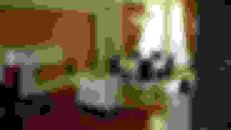 EDMİMARLIK INTERIOR STUDIO – GÖKTÜRK KEMERPARK EVLERİ:  tarz Yemek Odası