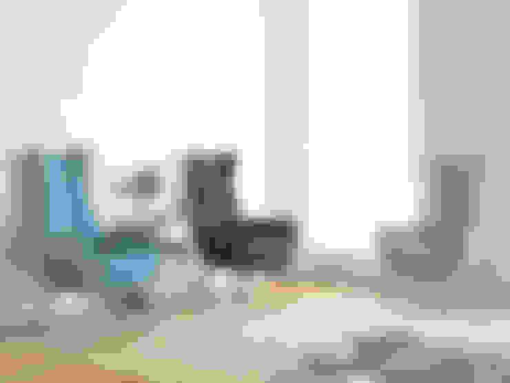 Living room تنفيذ Gallega Design