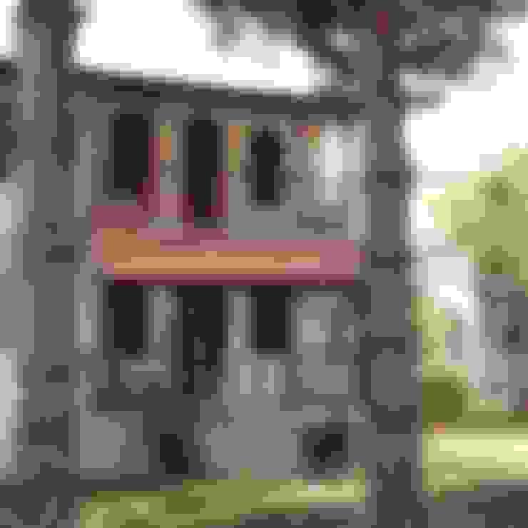 Casas de estilo  por EDMİMARLIK INTERIOR STUDIO