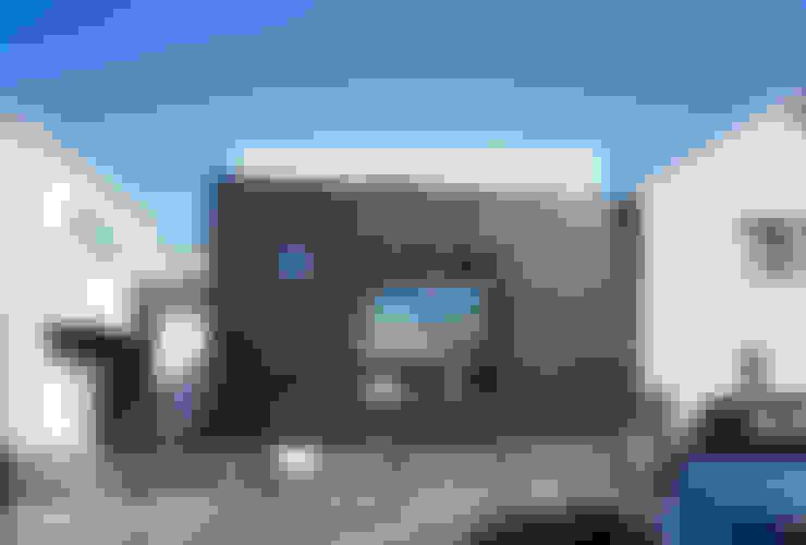 南側外観: 津野建築設計室/troomが手掛けた家です。