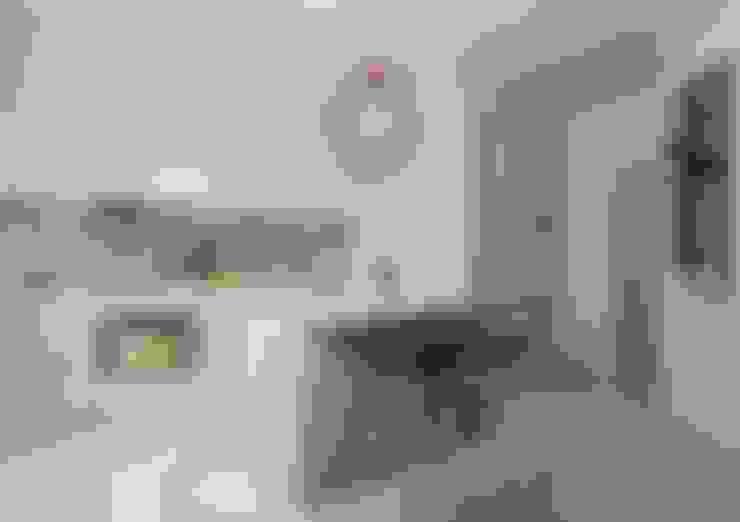 مطبخ تنفيذ Anna Clark Interiors