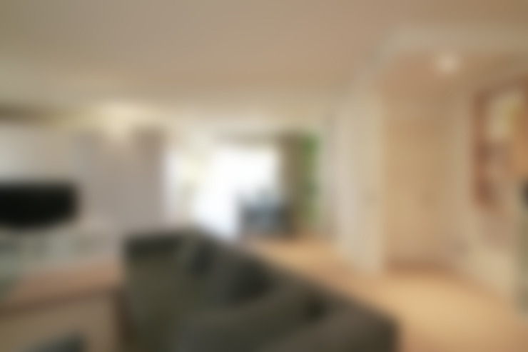 غرفة المعيشة تنفيذ Diego Gnoato Architect