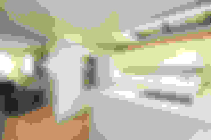 مطبخ تنفيذ Diego Gnoato Architect