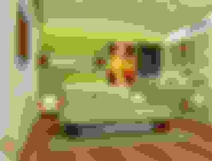 Bedroom Design-- Raj residency:  Bedroom by Preetham  Interior Designer