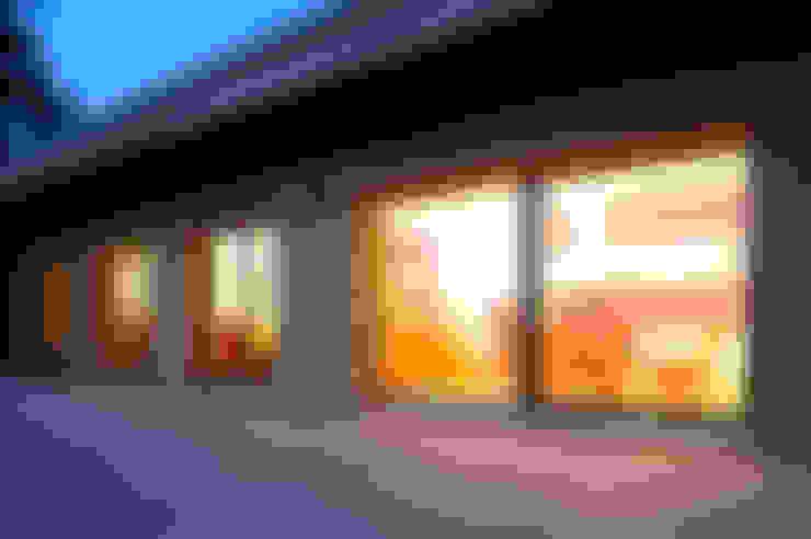 Balconies, verandas & terraces  by Bau-Fritz GmbH & Co. KG