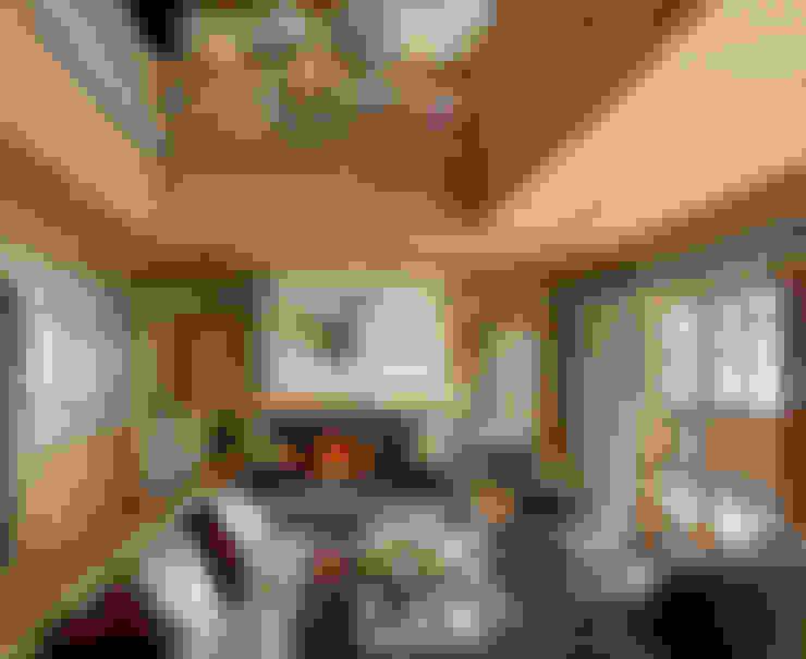 Гостиная в . Автор – Architectural Interiors + Superyacht Photographer
