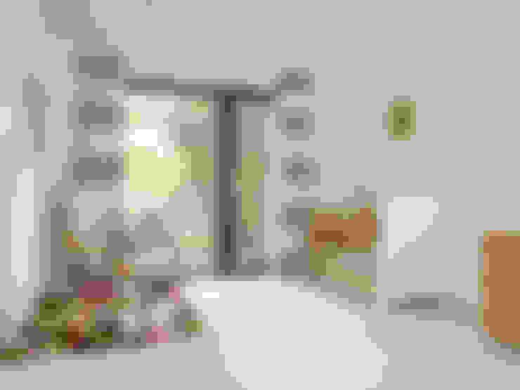 Chambre d'enfants de style  par Bau-Fritz GmbH & Co. KG