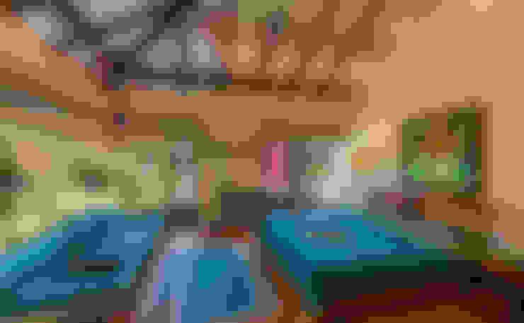 ห้องนอน by Kumar Moorthy & Associates