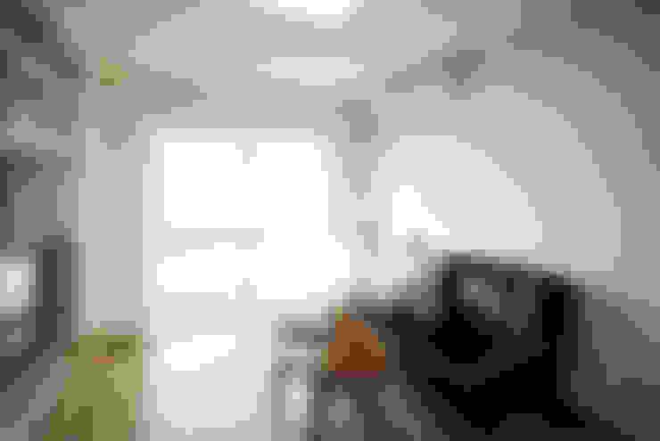 Projekty,  Salon zaprojektowane przez By Seog Be Seog | 바이석비석
