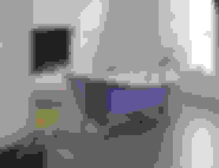 bleu provence의  욕실