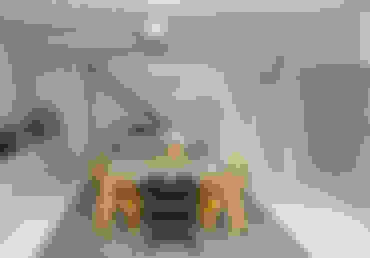 Barbara Sterkers , architecte d'intérieur:  tarz Yemek Odası