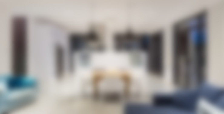 Salas de jantar  por 08023 Architects