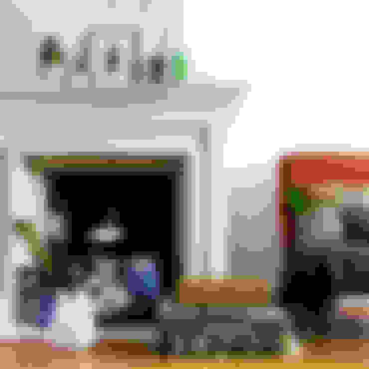 Ookinhetpaars de webshop voor kleurrijke kussens en prachtige plaids:  Woonkamer door Ookinhetpaars