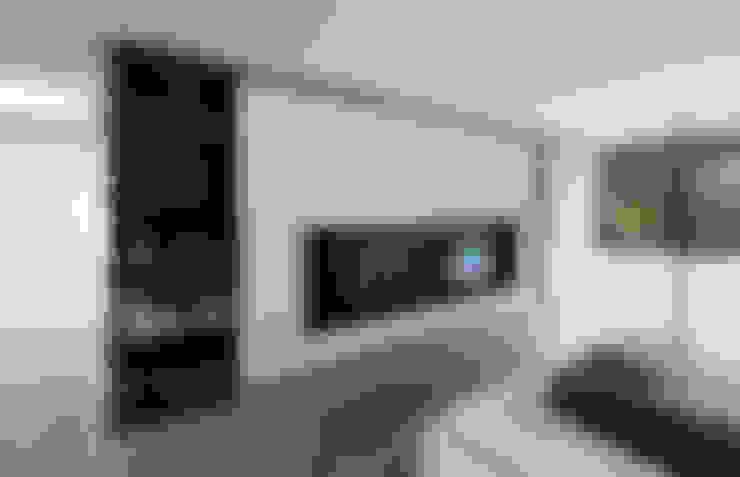 客廳 by 123DV Moderne Villa's