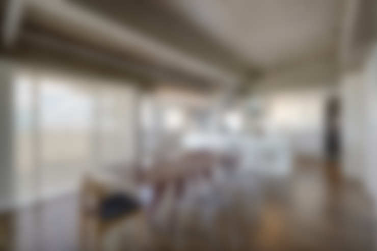 Apartamento Campo Belo - 374m2: Salas de jantar  por Viviane Dinamarco Design de Interiores