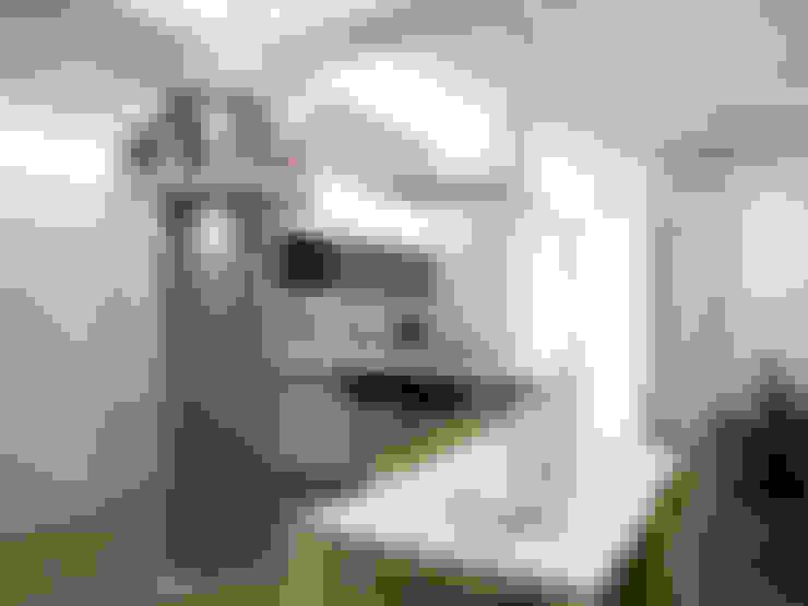 Salas de jantar  por Laboratorio di Progettazione Claudio Criscione Design