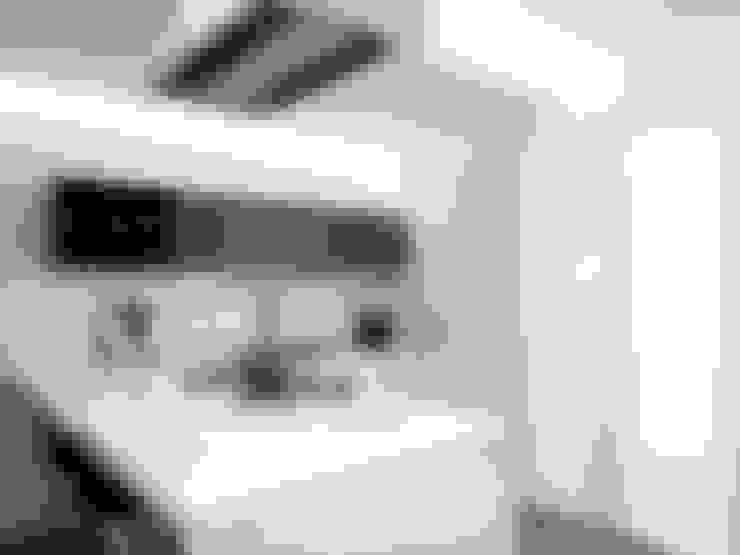 Cozinhas  por Laboratorio di Progettazione Claudio Criscione Design