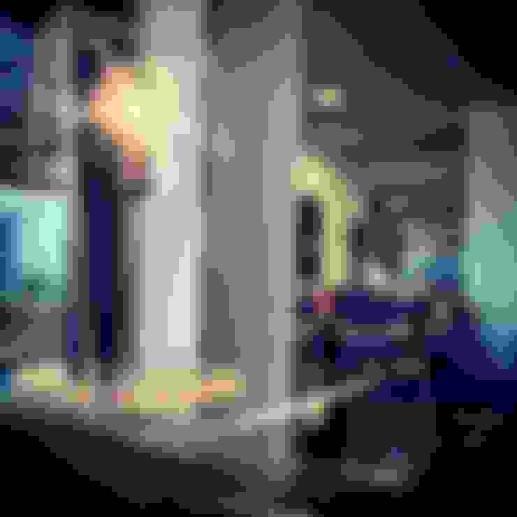 Living room by Designtrasparente