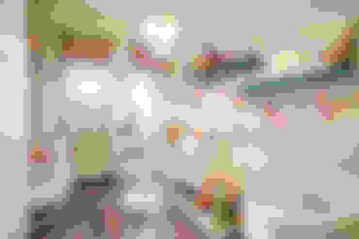 Kinderzimmer von MOB ARCHITECTS