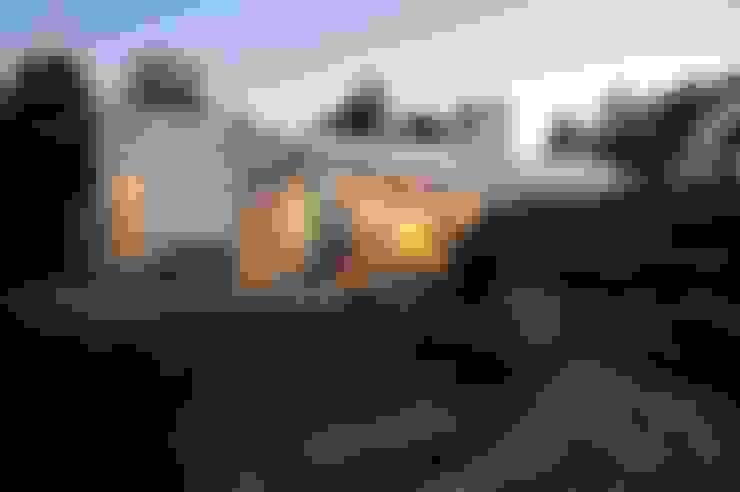 Casas de estilo  de Jarmund/Vigsnæs AS Arkitekter MNAL