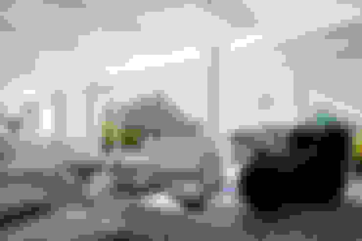 Mirante House: Salas de estar  por Gisele Taranto Arquitetura
