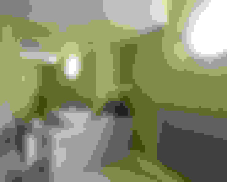 حمام تنفيذ Studio d'Architettura MIRKO VARISCHI