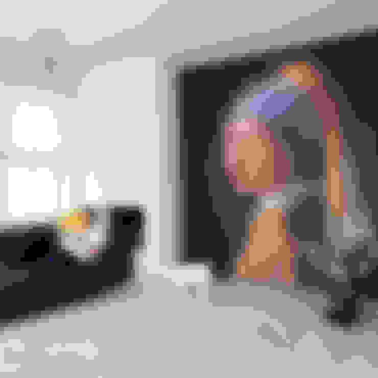 IXXI pixel - Meisje met de Parel:  Woonkamer door IXXI