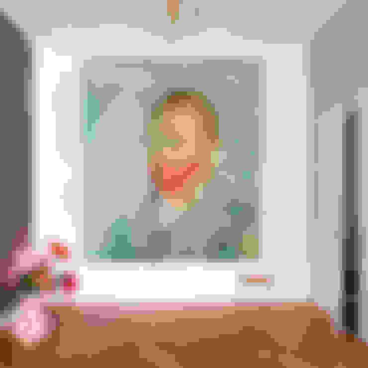 IXXI pixel - Van Gogh:  Woonkamer door IXXI