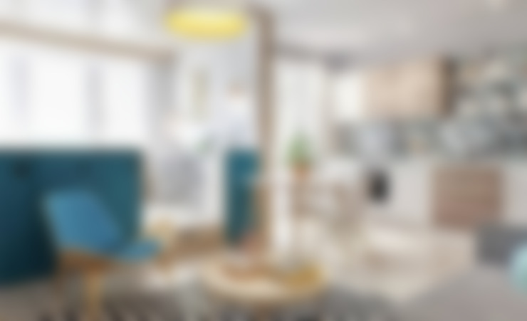 Кухня-студия с рабочей зоной: Кухни в . Автор – IdeasMarket