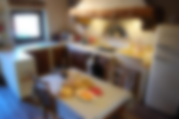 Kitchen by Porte del Passato