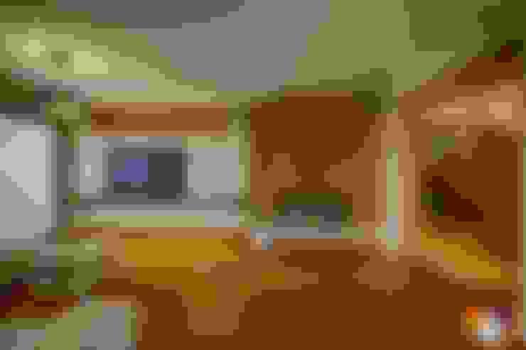 Living room by Studio Projektowe Projektive