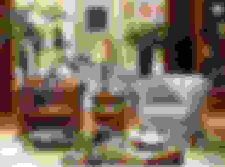 Living room by Locus Habitat