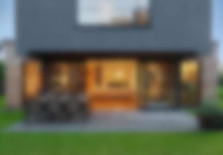 Terrazas de estilo  por ARCHiPUNKTURA .architekci detalu