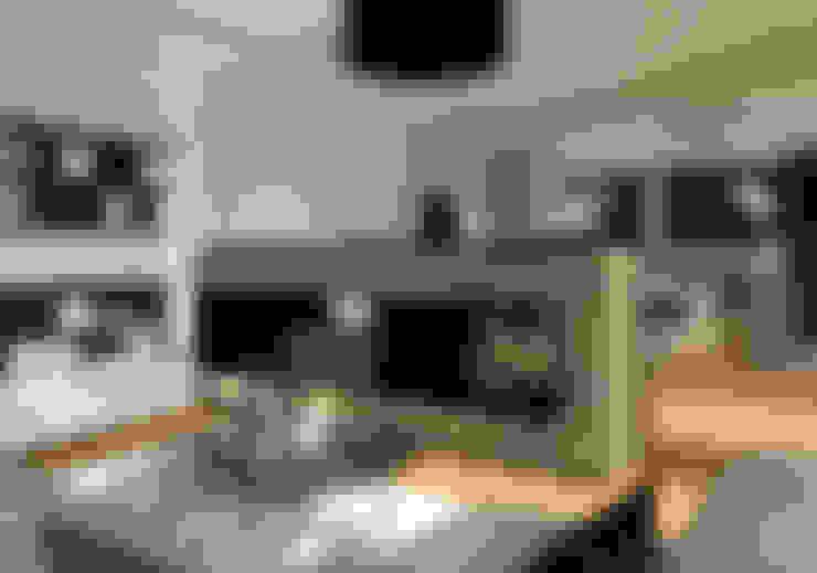 غرفة المعيشة تنفيذ Innenarchitektur   Ina Nimmrichter