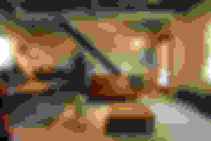 テナントビルの住宅コンバージョンBT-house: 建築計画網・大系舎 一級建築士事務所が手掛けたです。