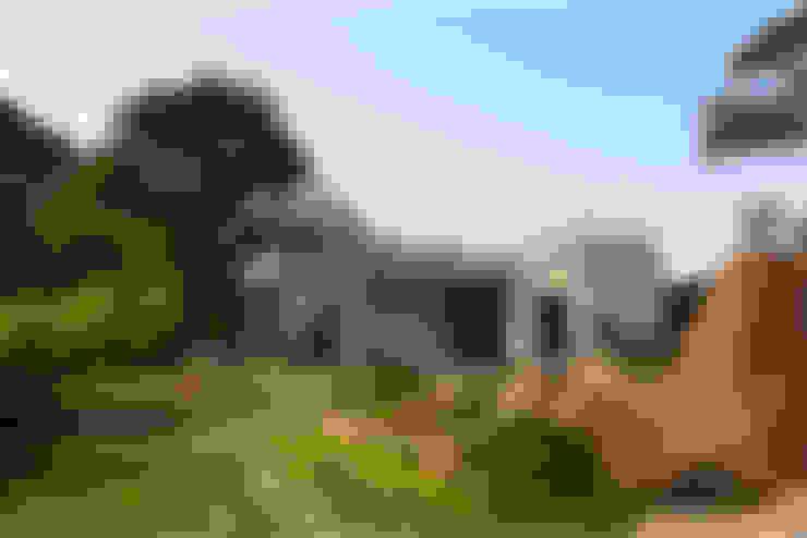 Дома в . Автор – studio_GAON